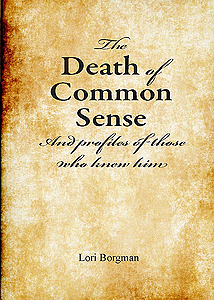 The Death of Common Sense. Book cover.