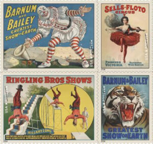 usps-vintage-circus-stamps