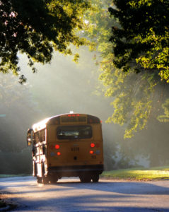 bus to school